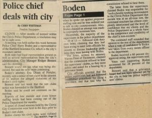 City News boden